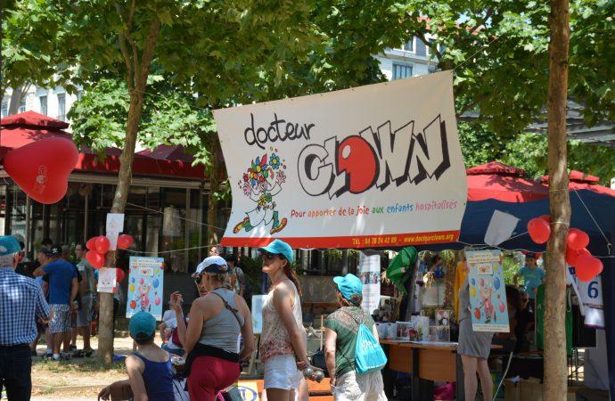 20ème anniversaire de l'asso docteur Clown: Jérémie Bréaud
