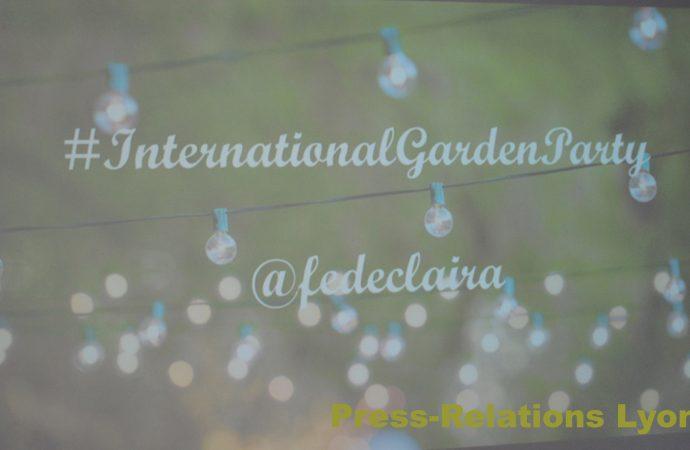 The international garden party : FEDECLAIRA