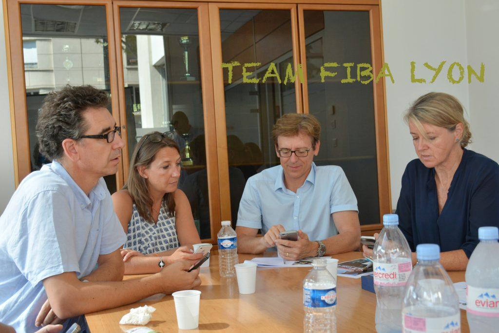 Team Fiba Lyon