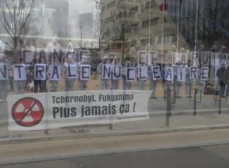 « Rhône-Alpes sans nucléaire » greenpeace
