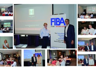 FIBA Lyon Business Lunch – July 11th
